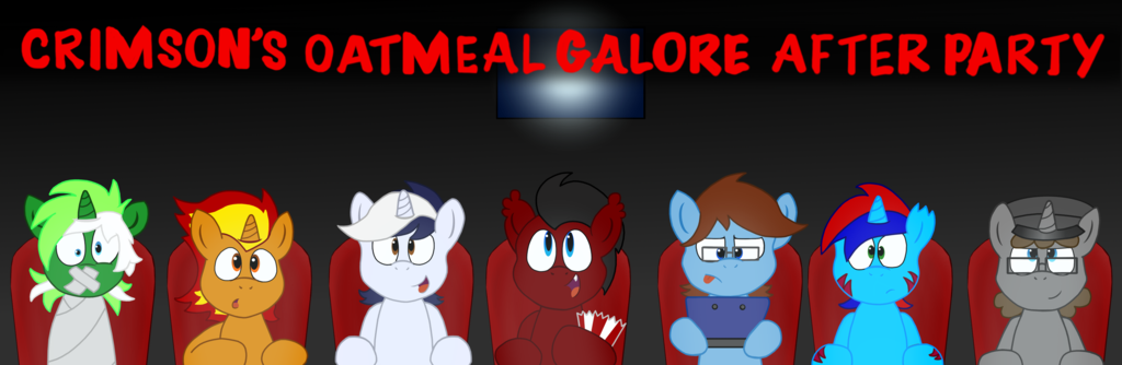crimson_s_oatmeal_galore_after_party_episode_100_by_sketchy_pony-d74jz8d